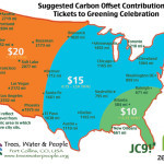 Jam Cruise Carbon Offsets