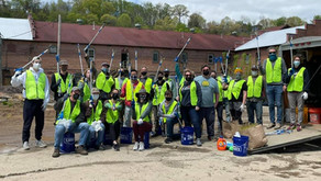 Asheville Day of Service Success