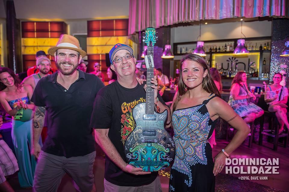 DH AUCTION 2016 Guitar winner.jpg