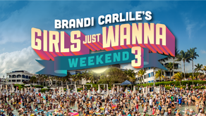 Save the Date! Girls Just Wanna Weekend Announced