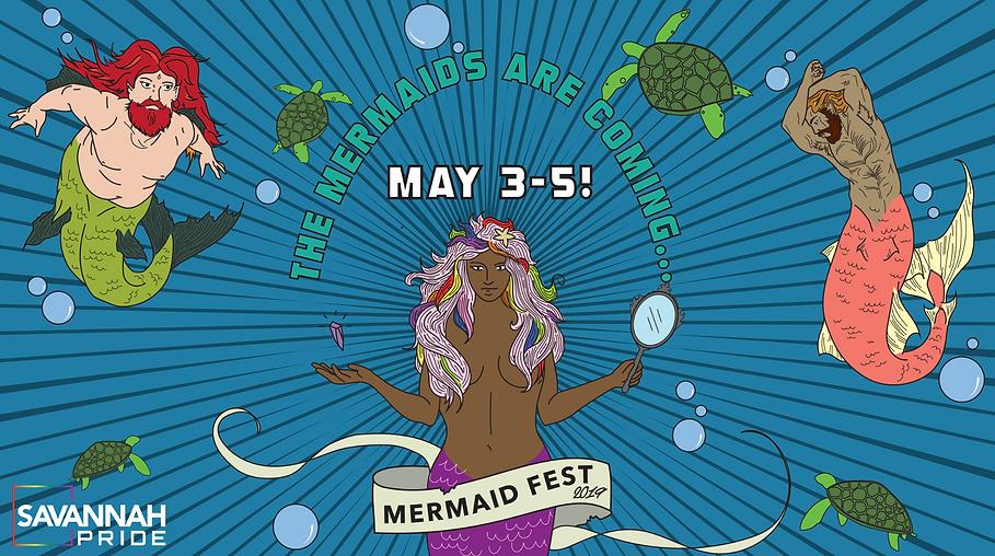 The Savannah Pride Festival