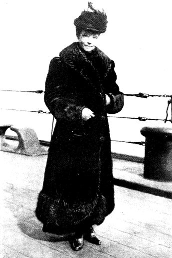 Мария Федоровна на Мальте