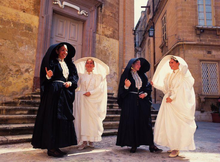 Национальная одежда Мальты
