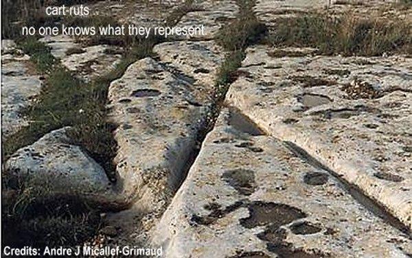 Мифы и легенды Мальты: колеи