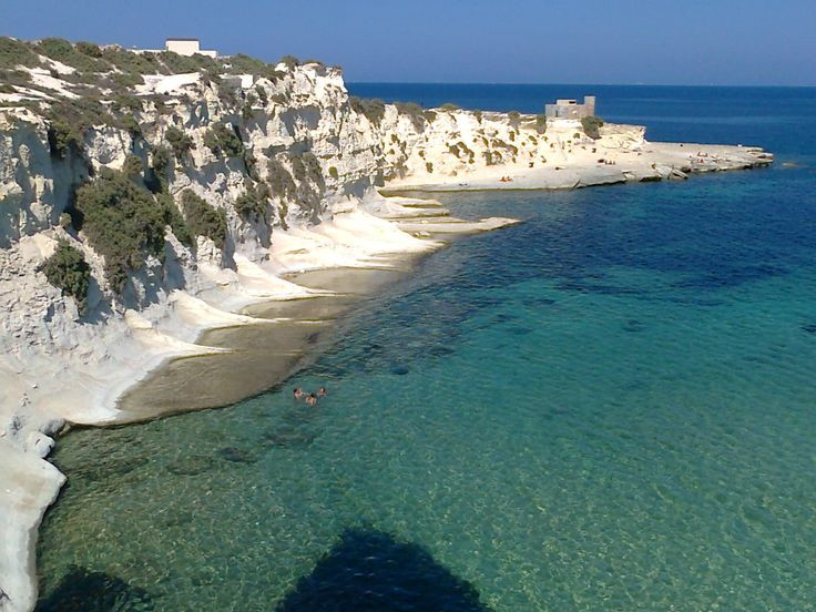 Место крушения корабля Апостола Павла