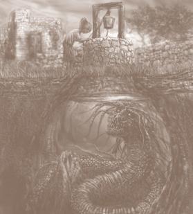 Иллюстрация автора книги Стефана Мифсуда