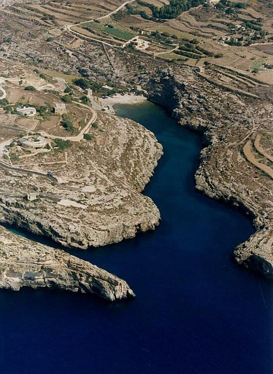 Мифы и легенды Мальты: экокатастрофа в районе Мджарр (Гозо)