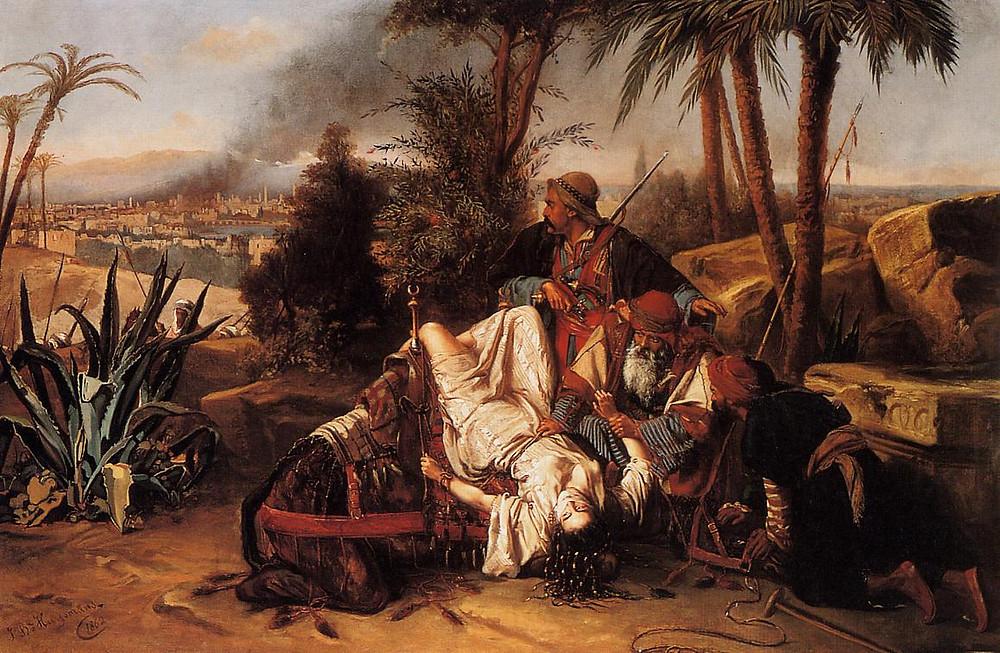 Мифы и легенды Мальты: невеста из Мосты