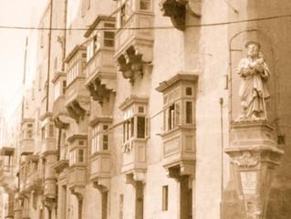 Мифы и легенды Мальты: Вальтер Скотт на Мальте хотел покончить с собой