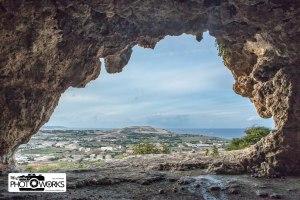 Легенды Мальты - пещера Гаргур
