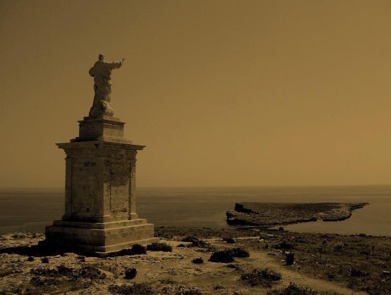 Мальта Залив Святого Павла