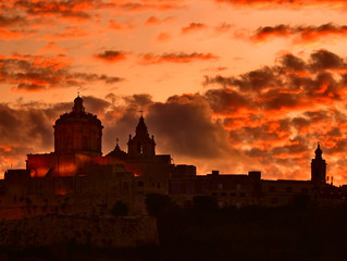 Мифы и легенды Мальты: привидение продает дом во Мдине
