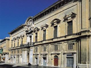 Мифы и легенды Мальты: Дворец Castellania.