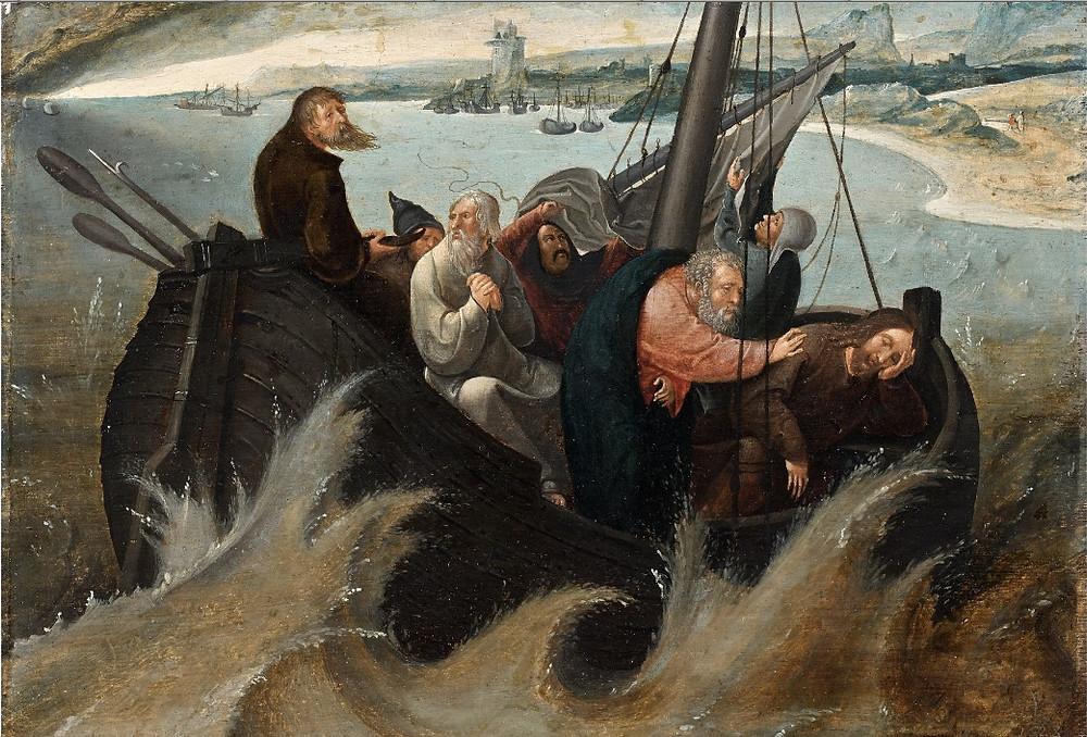 Святой Павел - крушение на Мальте
