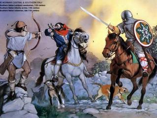 Мифы и легенды Мальты: Крест, который видел самого графа Роджера (1091 год)