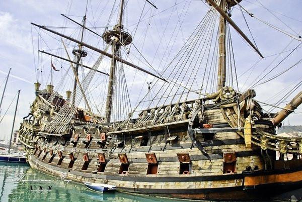 Корабль времен Апостола Павла