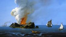 Мифы и легенды Мальты: остров-фантом или вулкан Грэхем