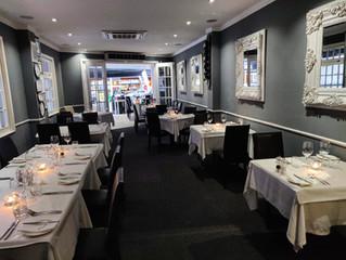 Мальта – карантин – ресторан Venus в Буджиббе