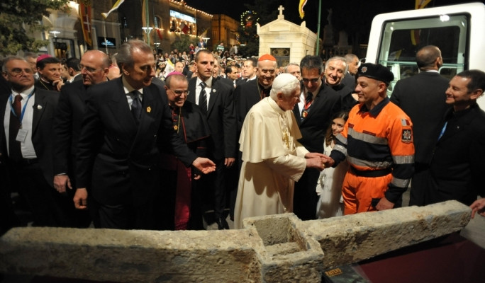 Папа Римский на Мальте