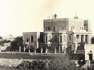 Мифы и легенды Мальты: Дом с привидениями Sans Souci