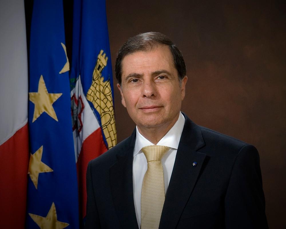HE DR George Abela - президент Мальты