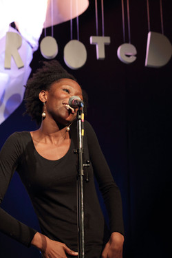 Rooted // A Spoken Word Festival