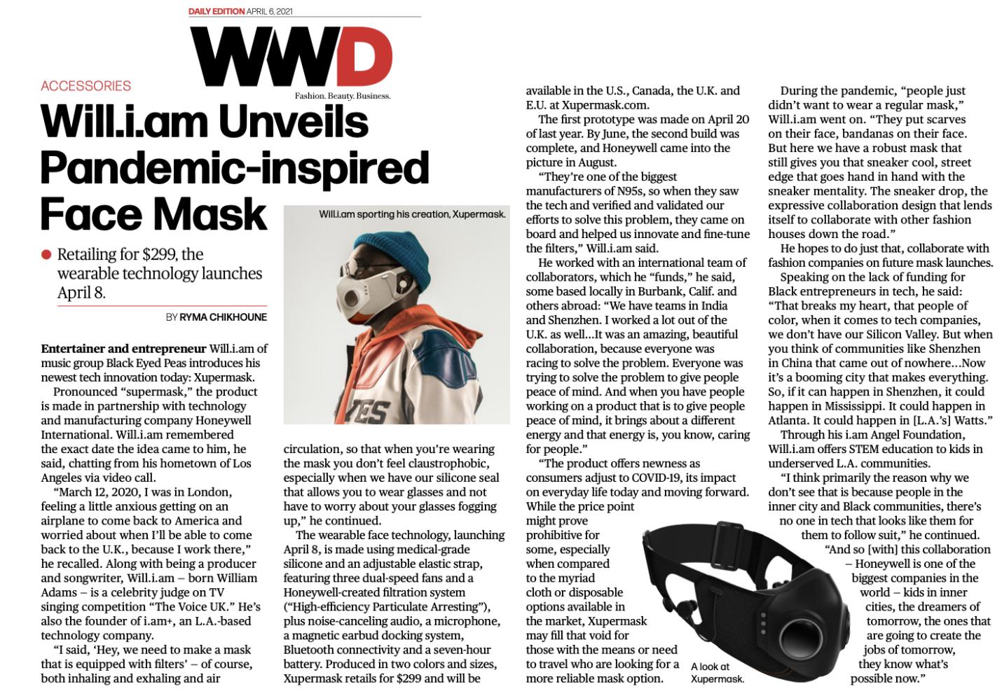WWD Newsletter