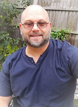 Author visits - Ed Parry