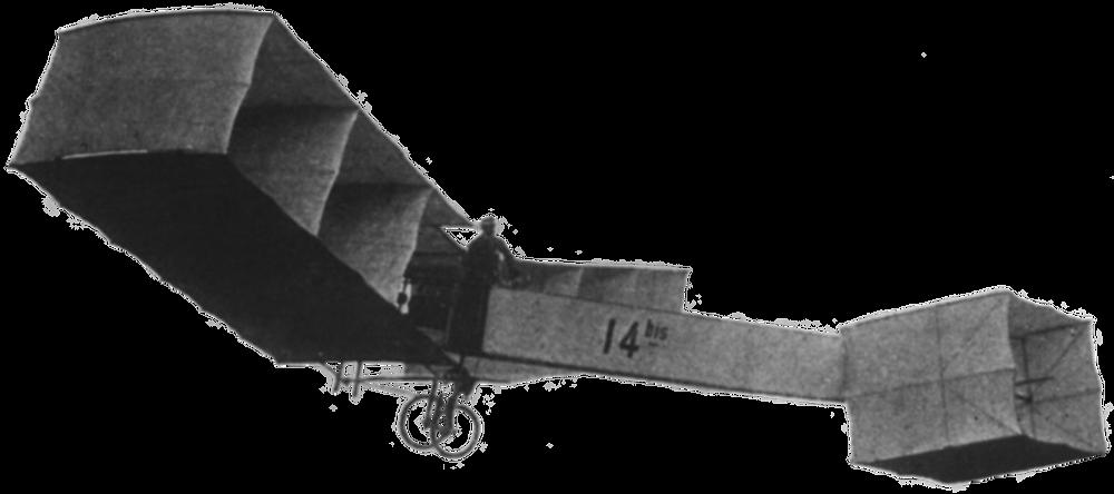 Il primo volo di Alberto Santos-Dumont