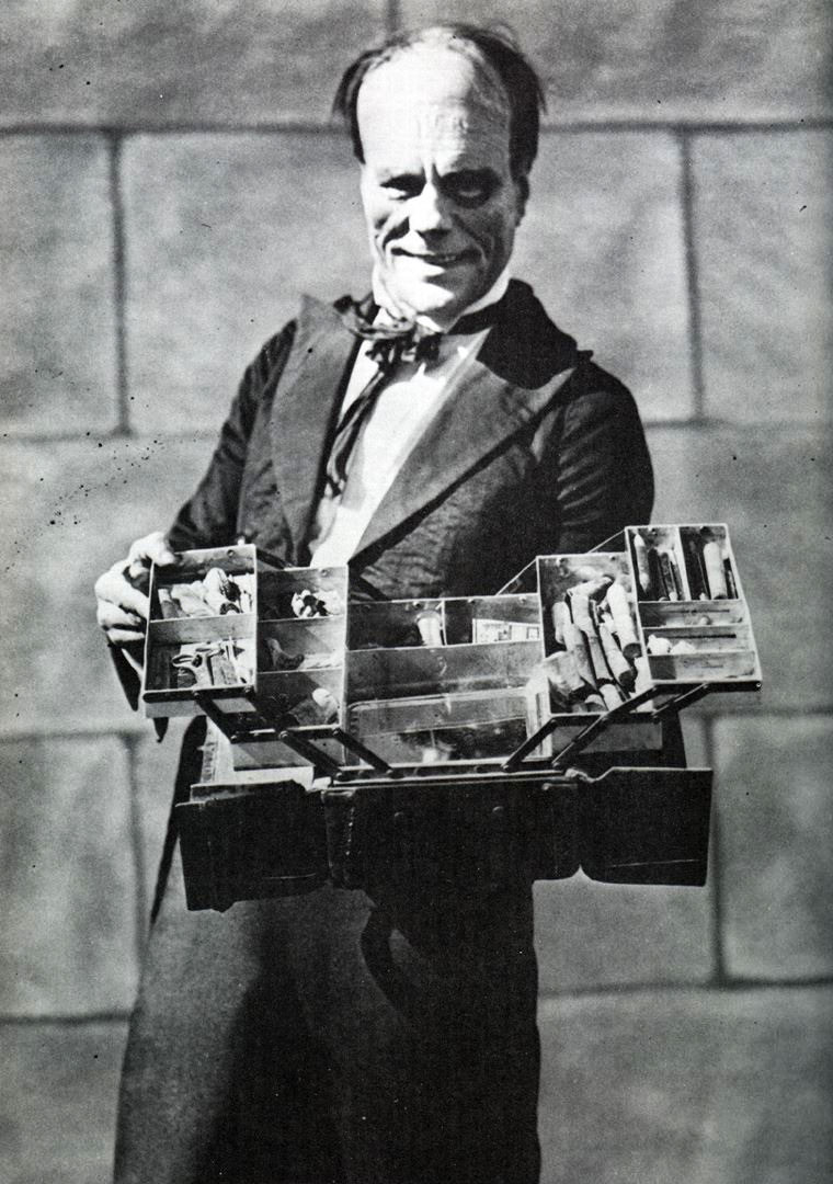 "Lon Chaney - ""The Phantom of the Opera"" by Rupert Julian"