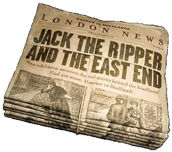 Jack lo squartatore sulla stampa londinese