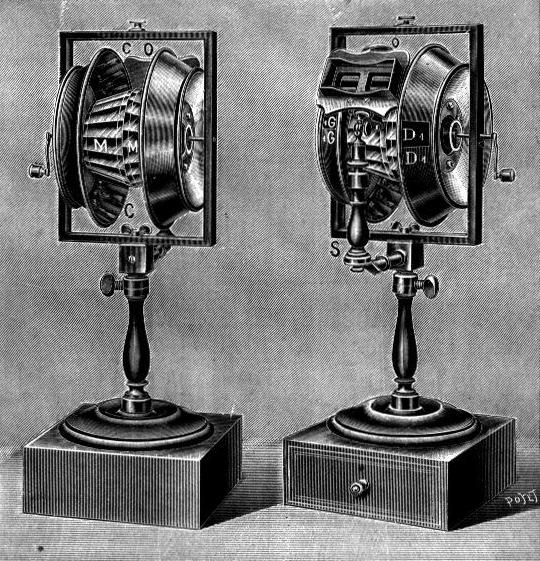 Lo stereocinema di Charles-Émile Reynaud