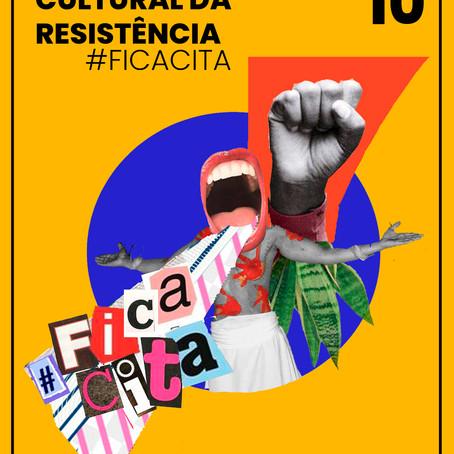 3ª Revirada Cultural da Resistência #FicaCITA