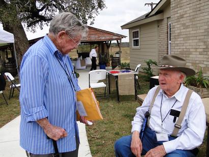 Tom Parker and John Grammer