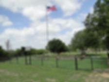 Polley Cemetery FM 539 Wilson Co Texas 2012