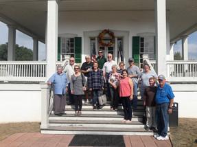 Polley Family at Sebastopol House