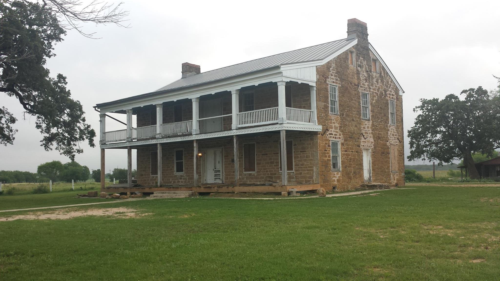 Polley Mansion 2016