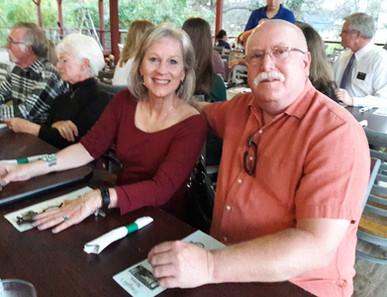 Claudia & Gary Goldman