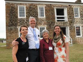 DoraLea & Todd Polley, Adrienne Reeves, and Dawsha Polley