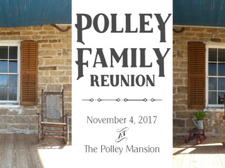 It's Here: Polley Reunion 2017