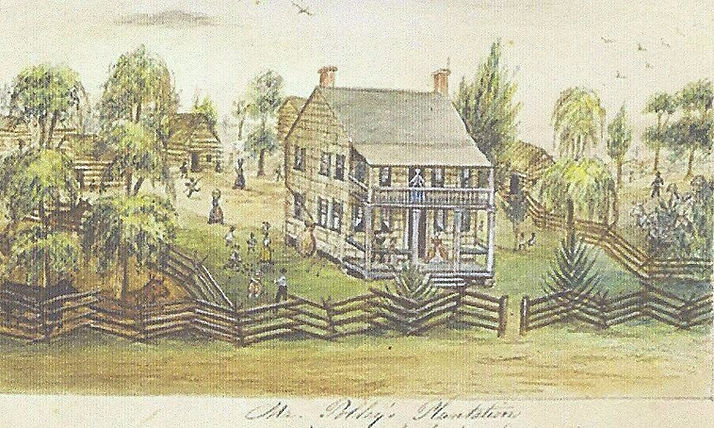 Mr. Polley's Plantation by Sarah Ann Lillie Hardinge 1856