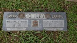 Mary and Joseph  Headstone