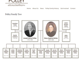Family Tree Now Available