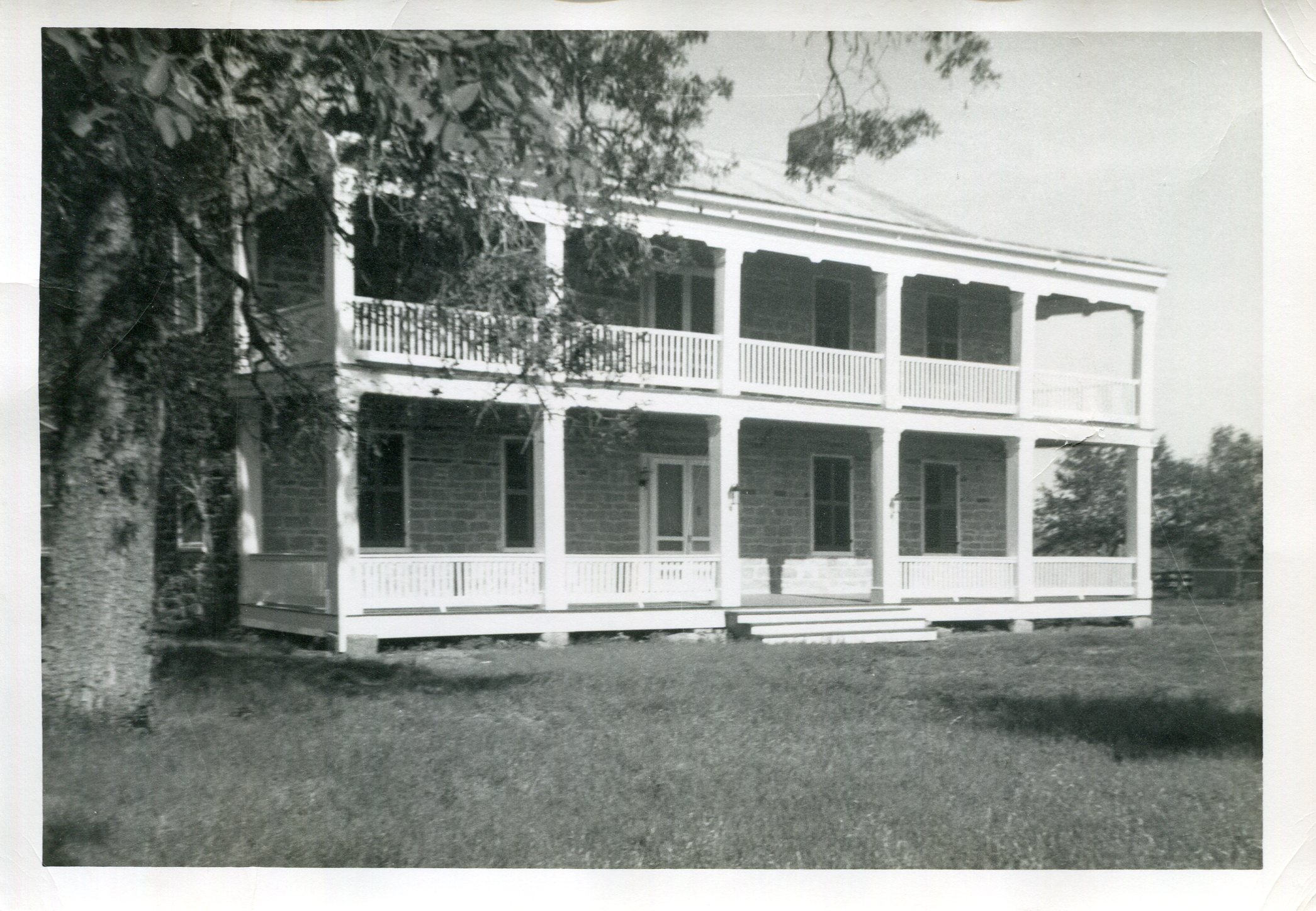 Polley Mansion 1964