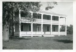 Polley Mansion 1964