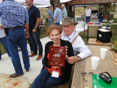 Shirley and John Grammer