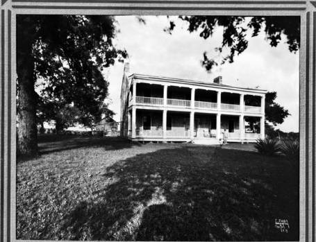 Polley Mansion UTSA Collection