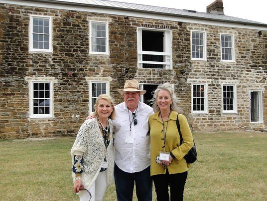 Cynthia Robinson, Gary and Claudia Goldman