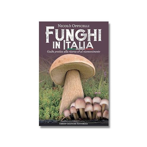 Funghi in Italia - La Guida - Copertina Flessibile