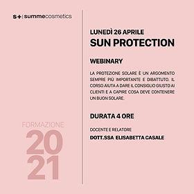 CORSO SUN PROTECTION